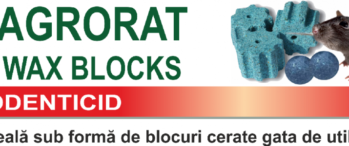 Agrorat Wax Blocks (Agrovet)