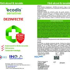 Ecodis Sensitive